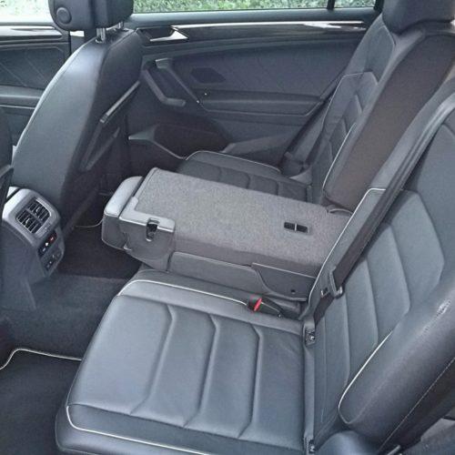 Volkswagen Tiguan zadní sedadla4