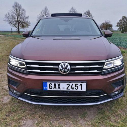 Volkswagen Tiguan zepředu2