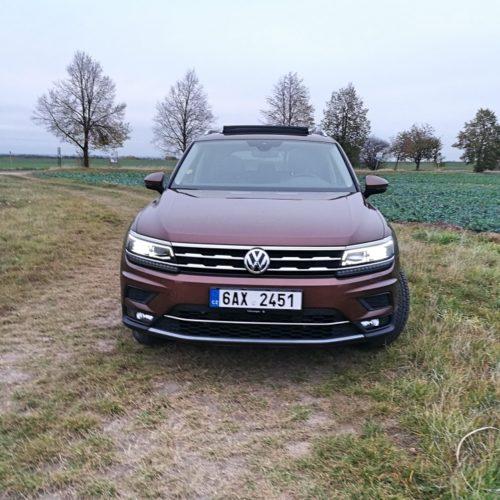 Volkswagen Tiguan zepředu3