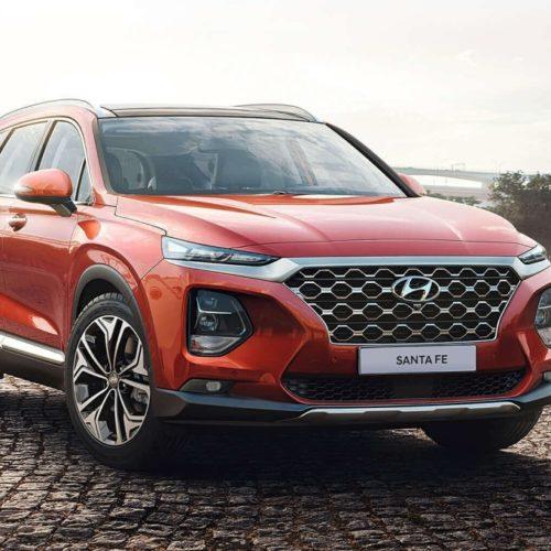 Hyundai Santa Fe celek