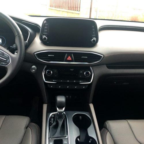 Hyundai Santa Fe interier3