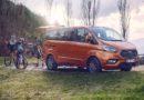 Ford Tourneo Custom dostal výkonnější motor a mild-hybridní techniku