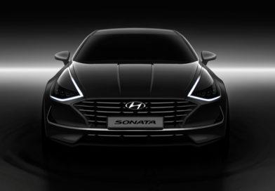 Hyundai Sonata – první pohledy na zcela nový model