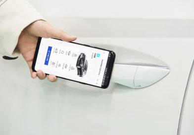 Hyundai chystá mobilní telefon místo klíče