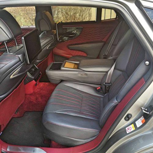 Lexus LS500 15
