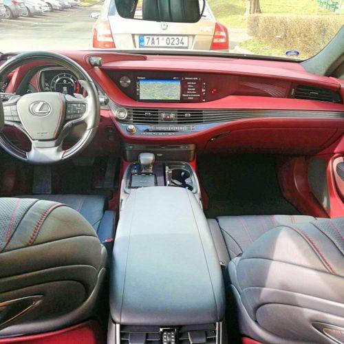 Lexus LS500 2