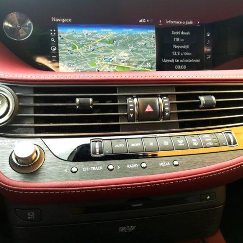 Lexus LS500 6