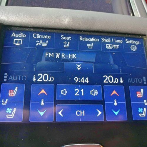 Lexus LS500 9