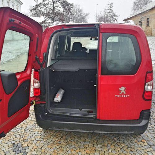 Peugeot Rifter 14
