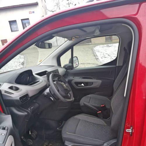 Peugeot Rifter 16