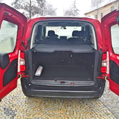 Peugeot Rifter 21