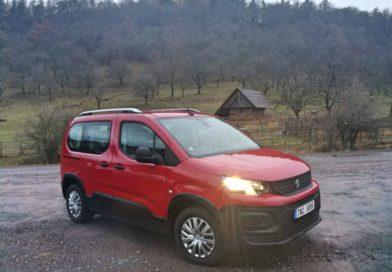 Peugeot Rifter 1.5 BlueHDi 75kW MAN5