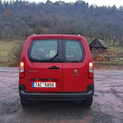 Peugeot Rifter 5