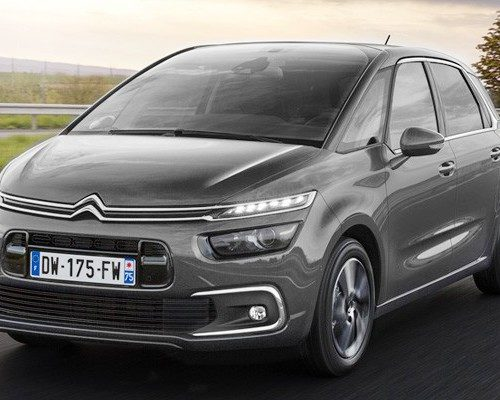 Citroen C4 SpaceTourer 1