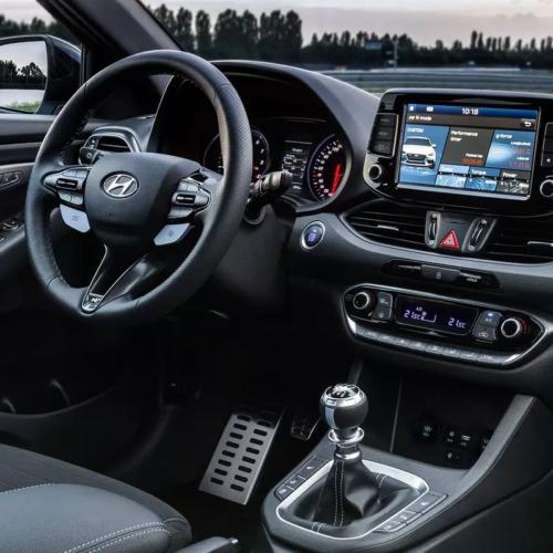 Hyundai i30 N Fastback3