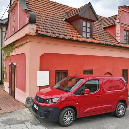 Peugeot Partner5