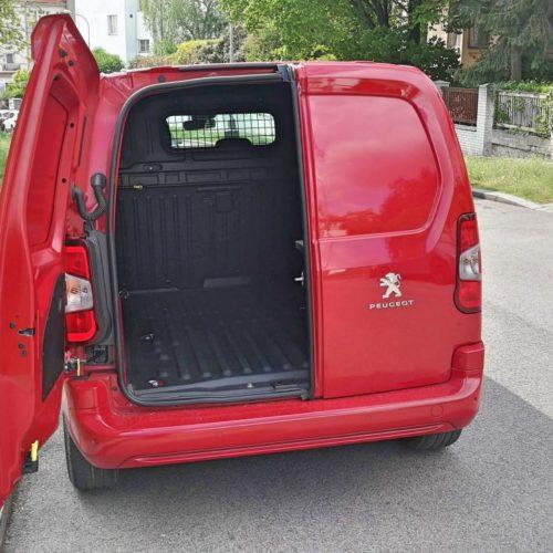 Peugeot Partner9