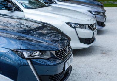 Trh v ČR padá, ale prodeje značky Peugeot stále rostou