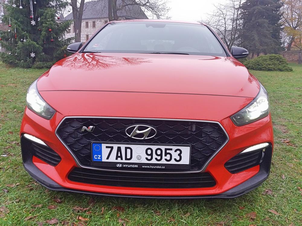 Hyundai i30 N – vlk vrouše beránčím pro ryzí radost z jízdy