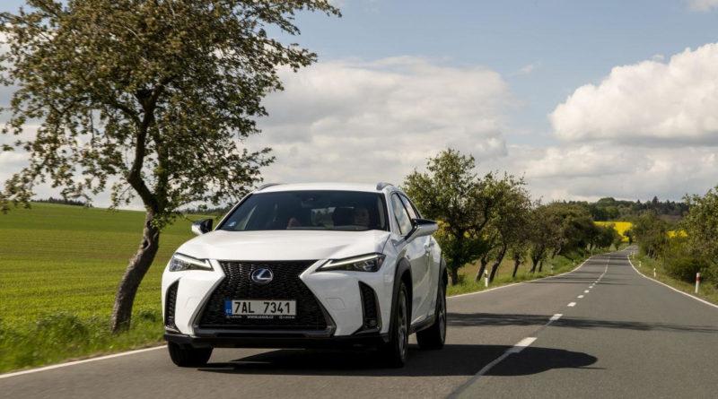 Lexus prodává 95% hybridů