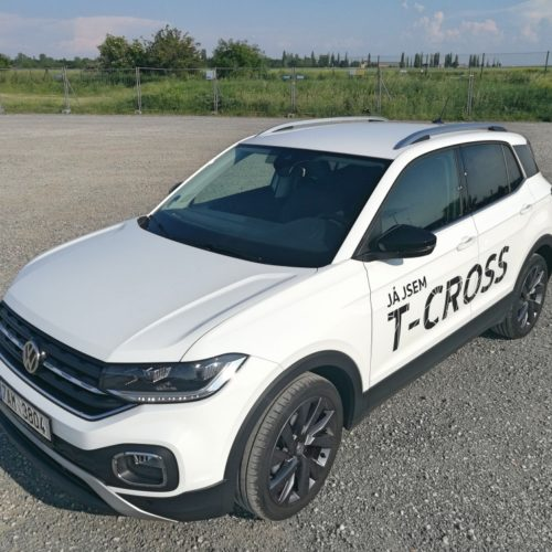 Volkswagen T-Cross1