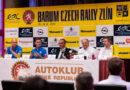 Barum Czech Rally Zlín 2019 se letos zúčastní 137 soutěžících