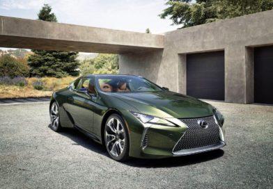 Kupé Lexus LC nabídne limitovanou edici