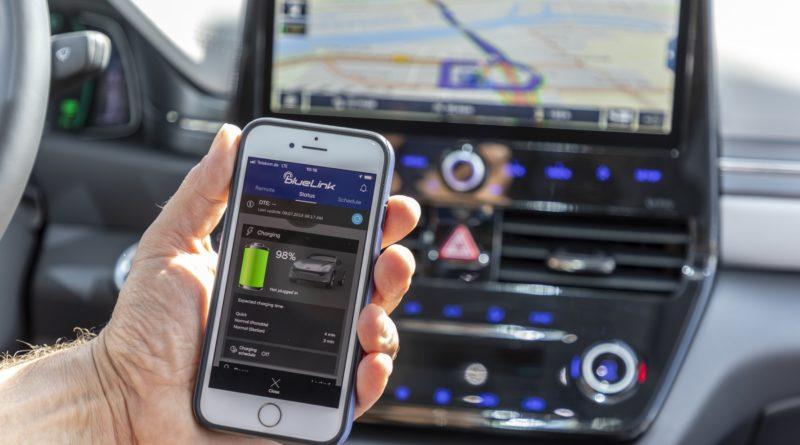 Mobilita dostává propojením automobilu a mobilu úplně nový rozměr