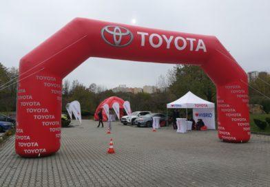 Toyota Eco Race 2019 již zná výsledky i své vítěze