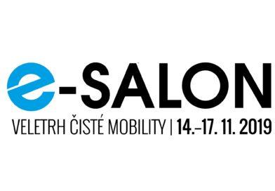 Druhý ročník veletrhu elektromobility e-SALON již tento víkend