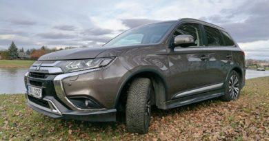 Mitsubishi Outlander 2.0 CVT 4WD – klasika po všech stránkách