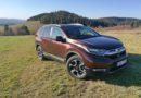 Honda CR-V Lifestyle – auto pro každý životní styl