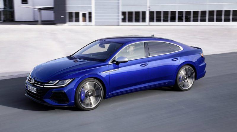 Volkswagen spustil předprodej modernizované modelové řady Arteon