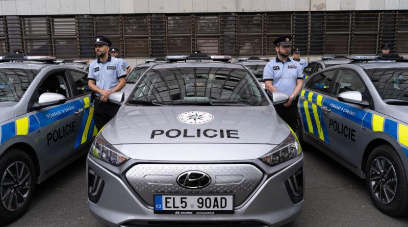 Elektromobily pronikly v Evropě už i do policie