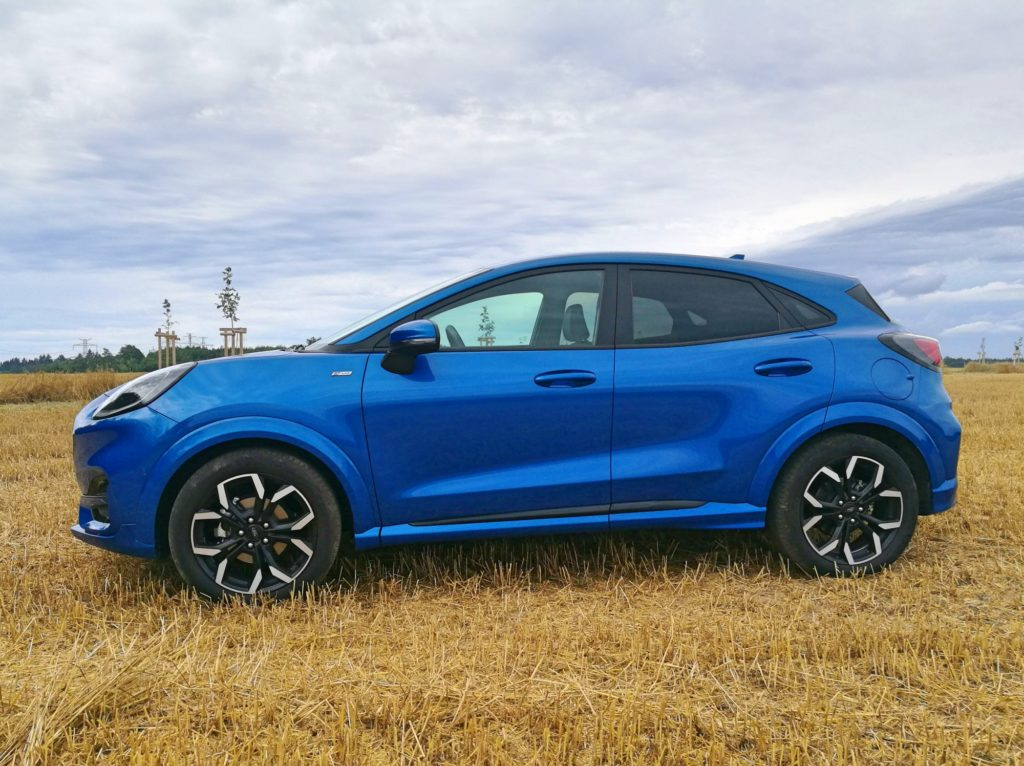 Ford doplní nabídku o mild hybridy s automatickou převodovkou