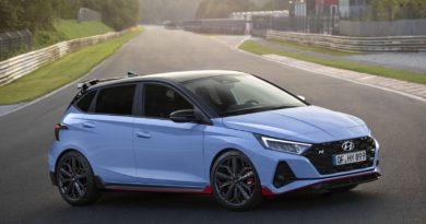 Hyundai uvádí nejnovější vysokovýkonný model i20 N