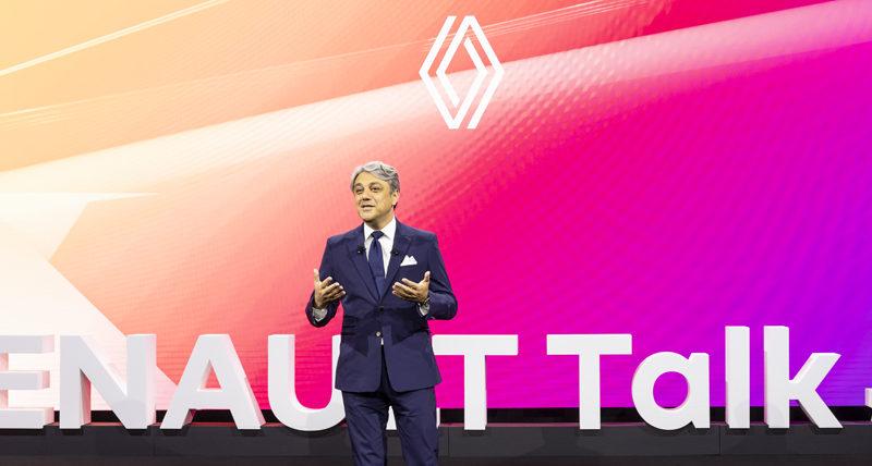 Renault se nadechl a představil nové plány