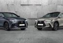 Lexus inovoval model NX