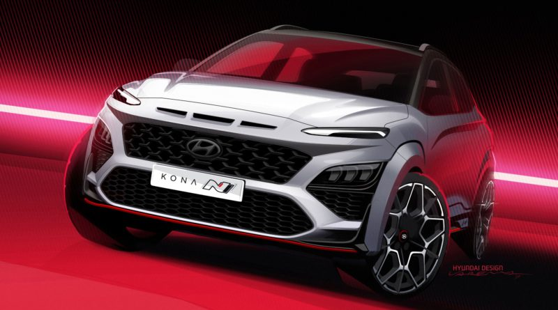 Hyundai Kona N – jak vzniká design sportovního SUV?