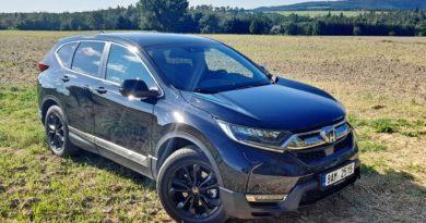Honda CR-V. Pohodlný parťák pro všechny situace