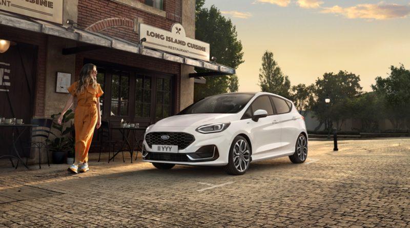 Nový Ford Fiesta bude také v hybridní a sportovní verzi
